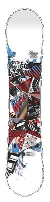 5150 Shooter Snowboard