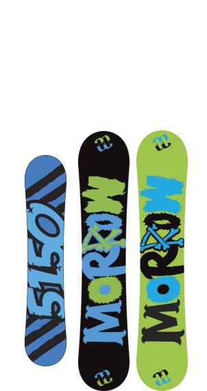 5150 Shooter Snowboard Bases