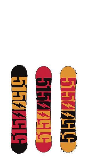 5150 Vice Snowboard Bases