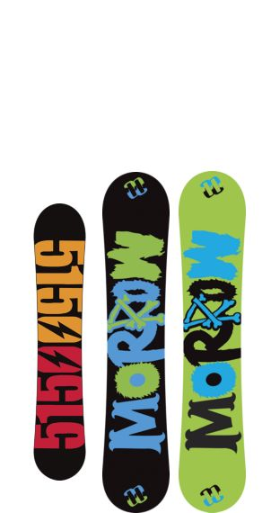 5150 Vice Snowboard Bases