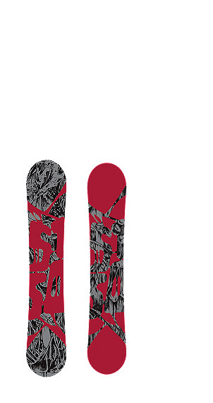 5150 Nomad Snowboard Bases
