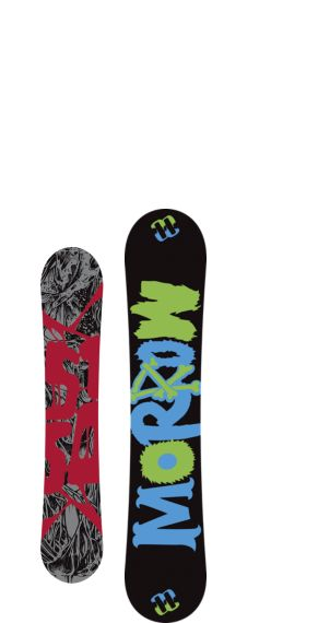 5150 Nomad Snowboard Bases