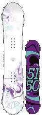 5150 Snowboards Cypress Snowboard