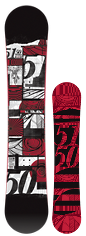 5150 Snowboards Movement Snowboard