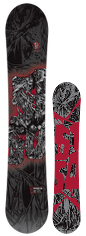 5150 Snowboards Nomad Snowboard