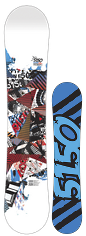 5150 Snowboards Shooter Snowboard