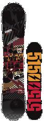 5150 Snowboards Vice Snowboard