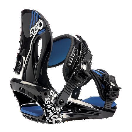 5150 Strato Snowboard Binding