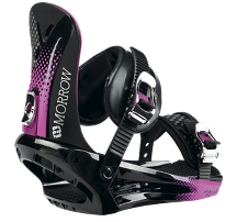 Morrow Snowboards Kava Binding
