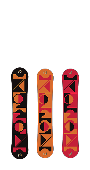 Morrow Clutch Snowboard Bases