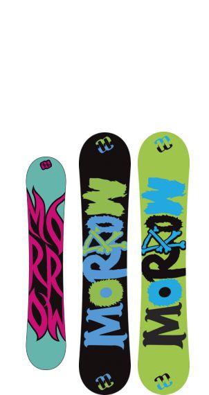 Morrow Kava Snowboard Bases
