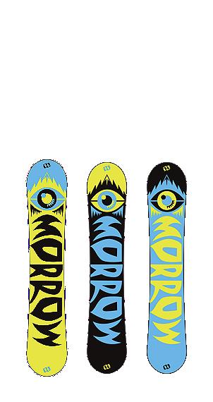 Morrow Radium Snowboard Bases