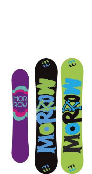 Morrow Seneca Snowboard Bases