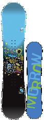 Morrow Snowboards Blaze Snowboard
