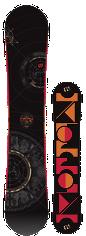 Morrow Snowboards Clutch Snowboard