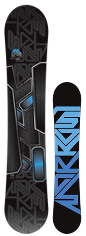 Morrow Snowboards Fury Snowboard