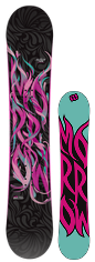 Morrow Snowboards Kava Snowboard