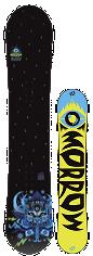 Morrow Snowboards Radium Snowboard