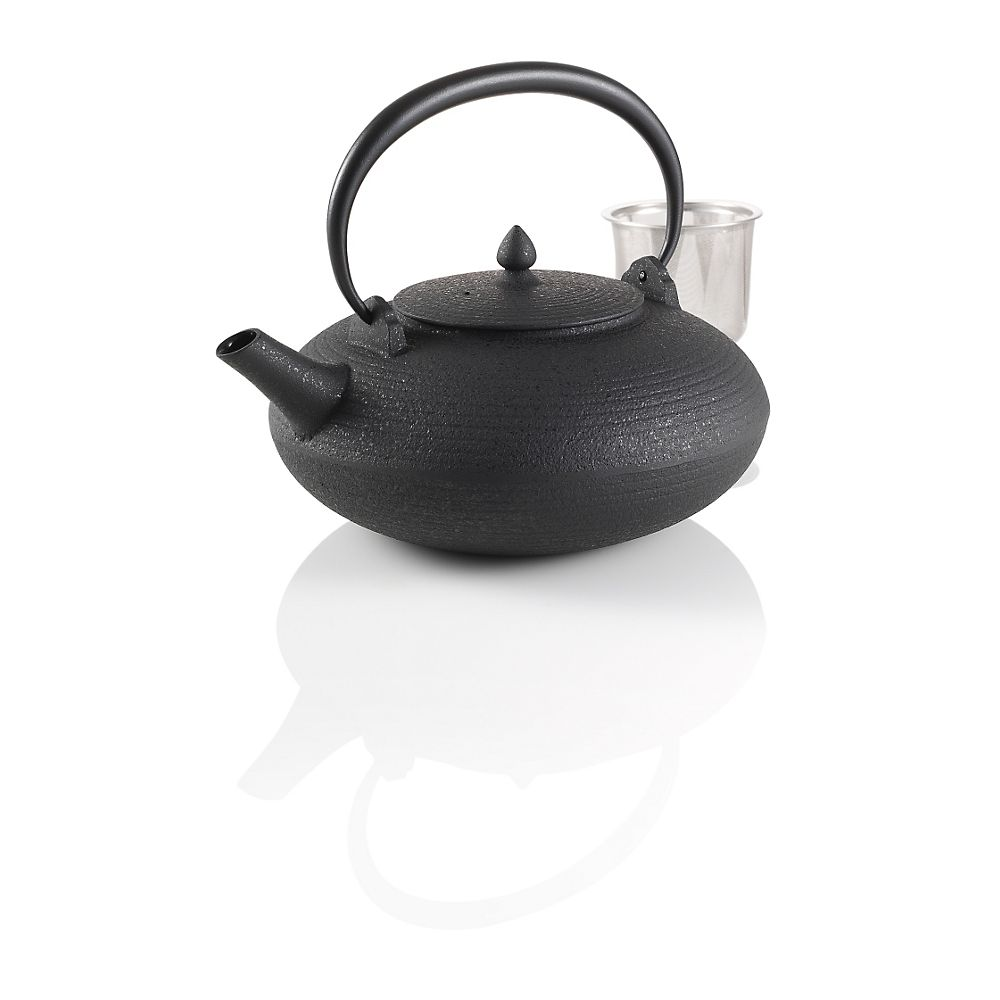 Teavana Orbits Tatara Cast Iron Teapot