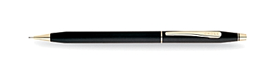 Classic<br /><br /> Century Classic Black 0.7mm Pencil