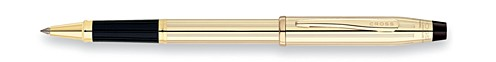 Century II 10 Karat Gold Filled/Rolled Gold Rollerball Pen