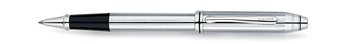 Townsend Lustrous Chrome Rollerball Pen