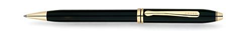 Townsend Black Lacquer Ballpoint Pen