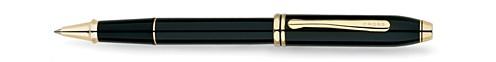 Townsend Laca Negra Selectip Bolígrafo Roller