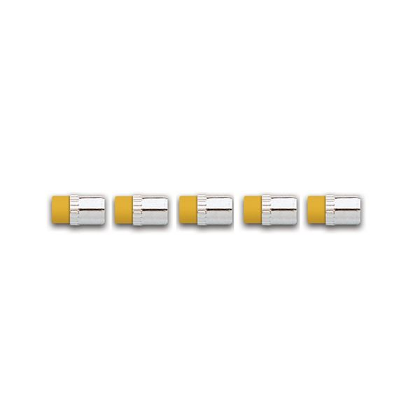 0.7mm pencil converter yellow erasers