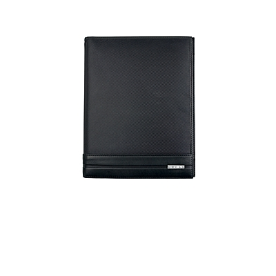 Junior Padfolio Black with<br /> Accessory Pen