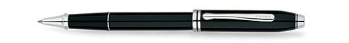 Townsend Laca Negra / Rodio Selectip Bolígrafo Roller