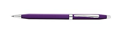Century Colours Violet Ballpoint Pen