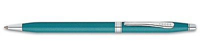 Century Colours Teal Ballpoint Pen