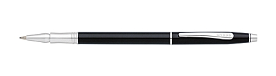 Classic®<br /> Century® Black Lacquer Selectip Rolling Ball Pen