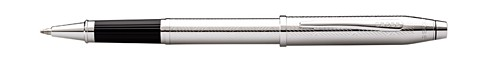 Century®II Chrome/Herringbone Engraved Rolling Ball Pen