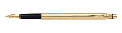 Image of 21st Century Limited-Edition 21 Karat Solid-Gold Fountain Pen