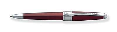 Apogee<br /><br /><br /> Titian Red Lacquer Ballpoint Pen