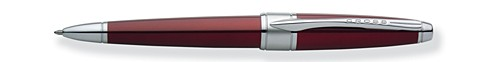 Apogee Titian Red Lacquer Ballpoint Pen