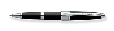 Image of Apogee Black Star Lacquer Rollerball Pen