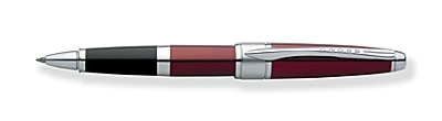 Apogee<br /> Titian Red Lacquer Selectip Rolling Ball Pen