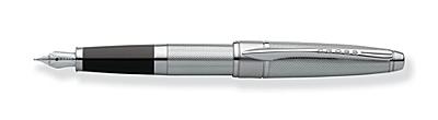 Image of Apogee Chrome Fountain Pen