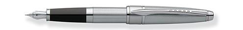 Apogee Chrome Fountain Pen