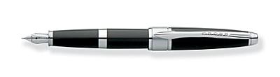 Image of Apogee Black Star Lacquer Fountain Pen