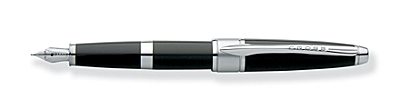 Apogee Black Star Lacquer Fountain Pen