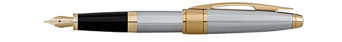Apogee Limited Time Finish Medalist Fountain Pen