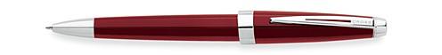Aventura Red Ballpoint Pen