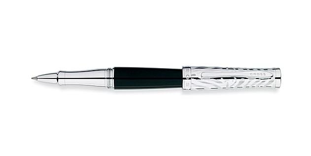 Sauvage Onyx/Zebra Pattern Rollerball Pen