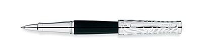 Sauvage<br /> Onyx/Zebra Pattern Selectip Rolling Ball Pen