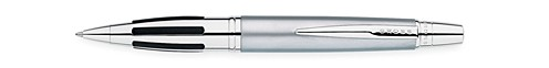Contour Satin Chrome Ballpoint Pen
