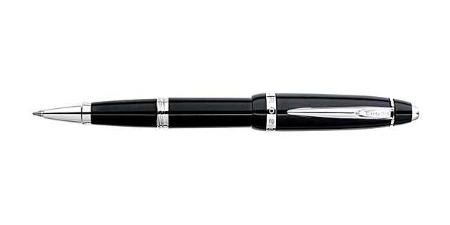 Affinity Opalescent Black Rollerball Pen